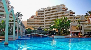 Holiday, One Bedroom Apartment: Benal Beach – Benalmadena VFT/MA/08263