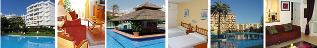 Holiday accommodation Jupiter Minerva Benal Beach Myramar Oasis Benalmadena