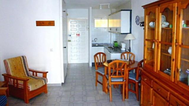 Studio Apartment Benalmadena Costa