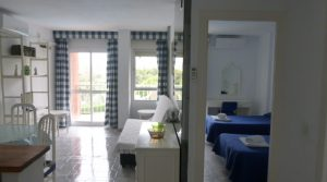 Holiday, One Bedroom Apartment: Jupiter, Benalmadena VFT/MA/08215