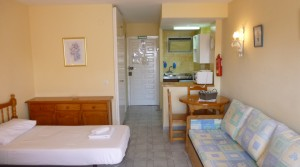 Holiday, Studio Apartment: Jupiter, Benalmadena