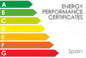 Energy Performance Certificates Spain